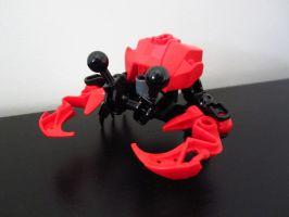 Ussal Crab by Sparkytron