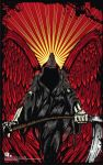 Angel Of Death Proces III by inumocca