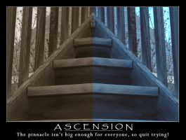 Ascension by shom