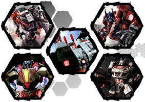 Transformers: Fall of Cybertron by WE4PONX
