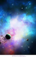 Space Garden by spani5h
