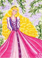 Princess Eilonwy by GossamerWing