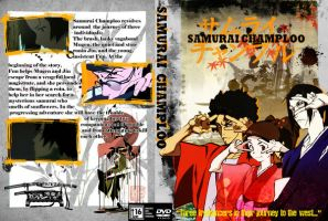SC dvd cover by X-babe