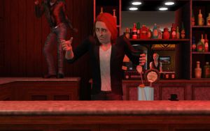 simConner youngish 06 Dive Bar by ConfusedLittleKitty