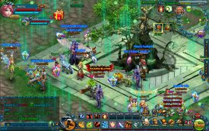Other side of the alc dungeon on a thursday night by Sakurafangurl2009