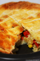 Light Chicken Potpie 2 by munchinees