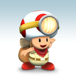 Captain Toad Smashified (Reupload) by Mach-7