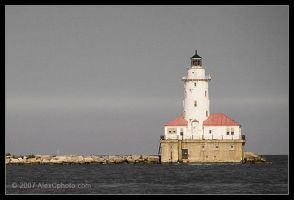 Light House, Chicago, IL by AlexCphoto