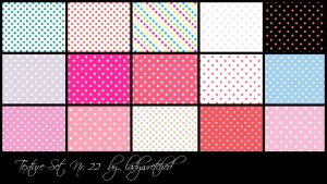 Texture Set Nr. 22 by ladywretched