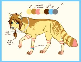 Design For Shien-ra. by SodaButtles
