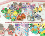 Pokemon Charms by Shattered-Earth