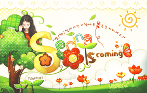 Good Bye Summer. Spring is coming by PoohTham2905