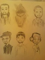 The Gents of TGWTG by jluvswicked