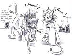 Devil May Cry Cats by TerraWindVampire
