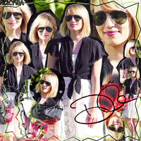 Dianna Agron Blend by ricky98a