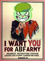 FLIPPY AS UNCLE SAM ABF by florendo09