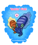 Mothers Day: Cuddlefish by KeiriiNight