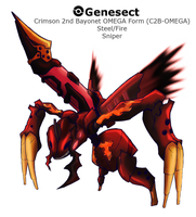 BW3: Extreme Speed Genesect BRS Form