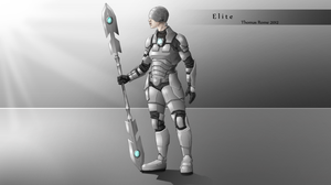 Elite - Concept by ThomasRome