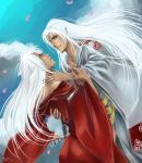 Commission Sesshomaru/ Inuyasha by Akito-Wonderwolf