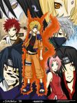 naruto print: 2006 by jurieduty