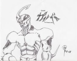 The Guyver by Raithed