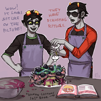 cookin with trolls by emlan