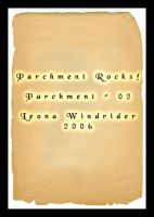 Parchment Rocks Sheet Two by LeonaWindrider