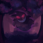 Gengar by Madved