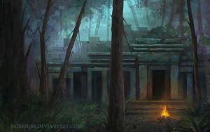 Temple by Sicarius8