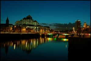 Dublin Night by Eduard-D