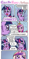 Call My Name by doktorwhooves