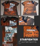 Starfighter Tshirt by irrevocably-delicous