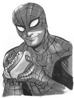 MGCCon'12 - Spider-Man by aimo