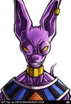 Beerus Commission by G-Chris