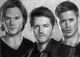 Supernatural by SmoothCriminal73