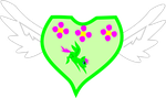 Request: cheekymoomoo's Angelflower COA request by RainyHooves