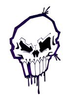FuNkY SkuLL by Mad-Mok