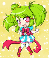 Chibi Princess Lime by Chevi