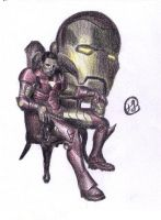Iron Man by Art-For-Our-Hearts