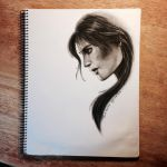 Sketchbook-Tomb Raider by lenoli-greenleaf