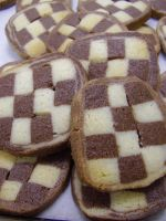 Checkerboard Cookies by Heidilu22