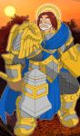 [COMMISSION] Uther The Lightbringer by rhimes1999