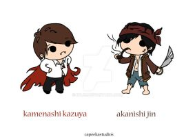 Akame Halloween by kyjr