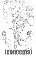 Sean Toda Concepts by WinstonWilliams