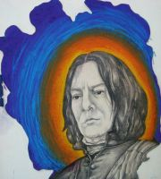 Snape Love by AyeshaD