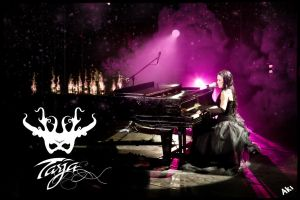 Tarja Trurunen Wallpaper Act1 by Alarexai