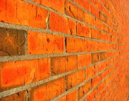 Brickwall sideview 2 by Limited-Vision-Stock