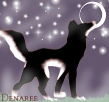 Denaree - Lightningclaw Entry by ClearBlueSkys