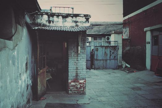 Living in China by ornie